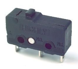 按钮型微动开关 RV-16-1C25